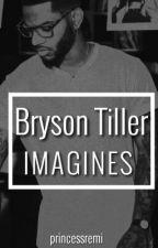 Bryson Tiller Imagines by reallyremi