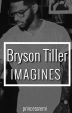 imagines: bryson tiller  by -quietwriter-