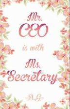 Mr. CEO is with Ms. Secretary (EDITING) by AMAGODDESS