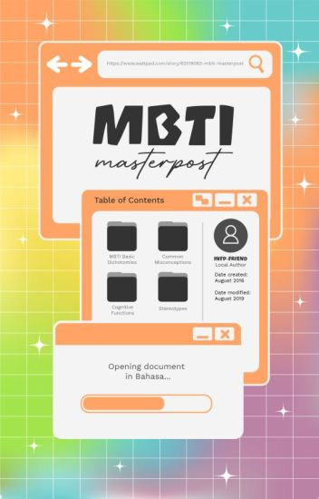 タイプ • jurnal mbti