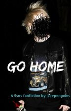 Go Home by iseepenguins