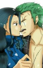 Éternel recommencement ~Zoro×Robin~ by glitterywi_ngs