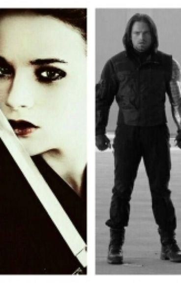 Bucky and His Widow