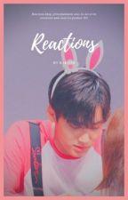Réactions K-pop  by Tenissi