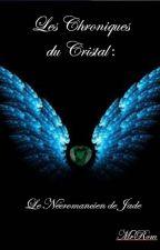 Les Chroniques Du Cristal: Le Nécromancien De Jade by _MrRom_