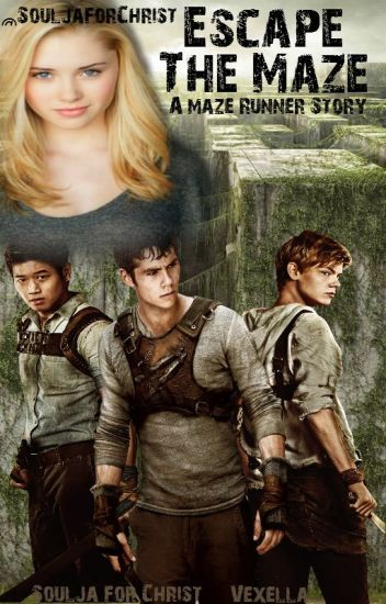 Escape The Maze (A Maze Runner Story)