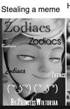 Miraculous: Zodiacs by PrincessWiktoriaa