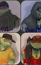 TMNT Street Punks x Reader Mating season  by TMNT_01