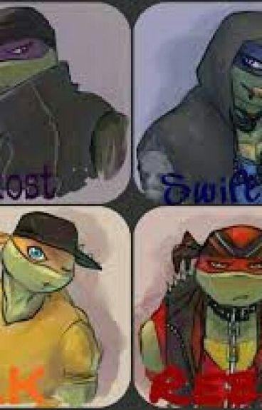 TMNT Street Punks x Reader Mating season