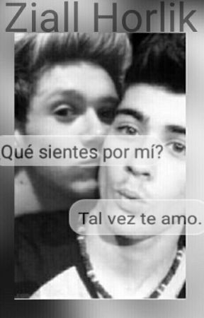 MAYBE. Ziall. by itslulue