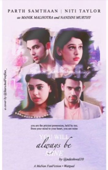 Manan : You will always be mine