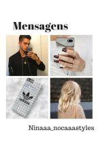 Mensagens//A.S by Ninaaa_nocaaastyles