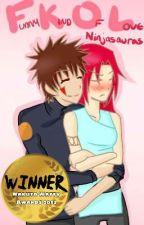 Funny kind of love...  [Kiba Inuzuka] by Ninjasauras