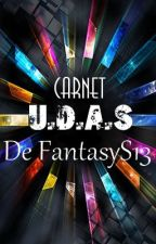 Mon carnet de l'UDAS o3o by FantasyS13