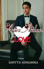 Ariez Aidan Love by SaffiyaAdrianna