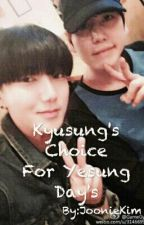 Kyusung's Choice for Yesung Day's by JoonieKim