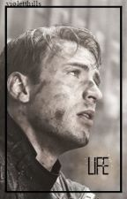 Life | Steve Rogers. by violetthills