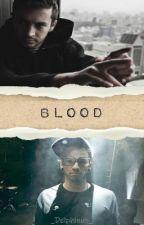 Blood / Joshler  by LiteralBandTrassh