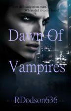 Dawn of Vampires by OrangeGuy