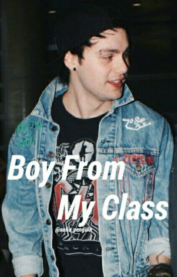 Boy From My Class.:clifford