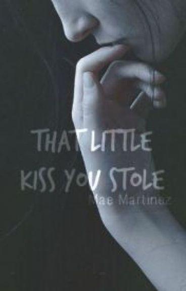 That Little Kiss You Stole (traduction française)