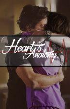 FANFIC ANATOMÍA DE GREY- HEART'S ANATOMY. by JJficc