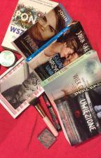 recenzje książek i filmów  by MalinkazNYC