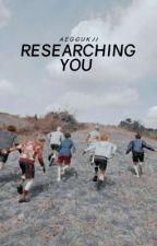 Researching You   Bangtan AU by aereine-