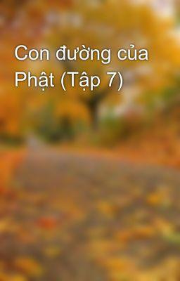 Con đường của Phật (Tập 7)