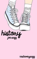 History   Joe Sugg by castawaysugg