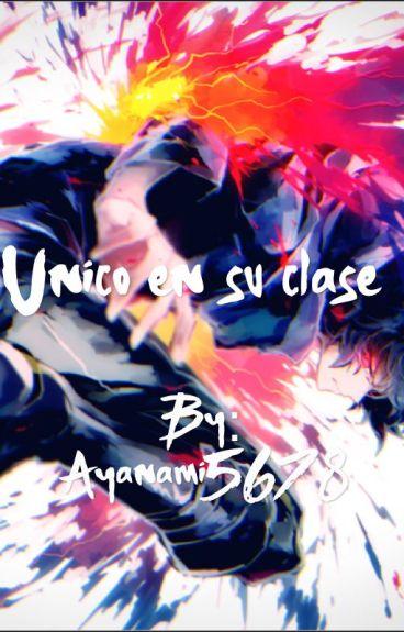 Único en su clase (TOKYO GHOUL) {AYATO KIRISHIMA X TÚ}