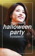 Halloween Party [MoonSun] - MAMAMOO by KrystalWind