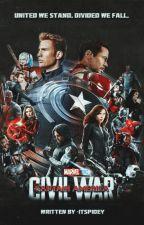 [3] Civil War » Avengers, Suicide Squad & Deadpool by -itspidey