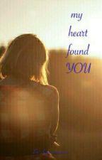My Heart Found You by BLUEaiyanne