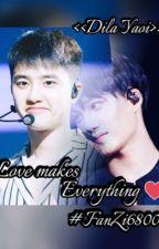 Jong သာရွိရင္..Hyung အတြက္ဆိုရင္..[Love Makes Everything] by ExOLTaorisdeerbbtea