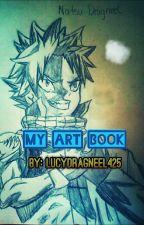MY TRASHY ART | II by LucyDragneel425