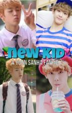 New Kid | Yoon Sanha by lmaobyeokrip