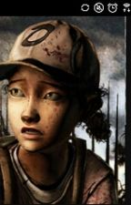 Walking dead clementine and Carl by Unicornluver2004