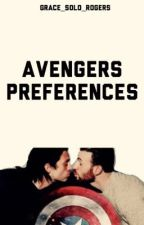 Avengers Preferences | UNDER HEAVY EDITING by vibraniumxshield