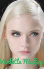 Viollette Malfoy by AniProuzova