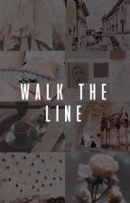 i walk the line | g. gustin by voidspeedy