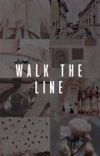 WALK THE LINE | grant gustin [ on hold ] by voidspeedy