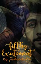 Filthy Excitement → Zayn Malik by FortunateEm
