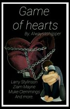 GAME OF HEARTS. || L.S. ;; M.C. ;; Z.M. by Alwaysashijpper
