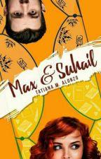 Max & Suhail by TatianaMAlonzo