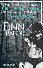 Finn Balor Recovery  by that_lonely_angel