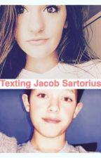 -Texting Jacob Sartorius- by AriannaLanae