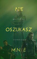 NIE OSZUKASZ M.N.I.E  ~Loki Laufeyson (Bardzo wolno pisane) by ziomoleo