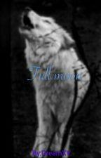 Full Moon  by Alienaa_