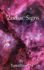 Zodiac Signs by TumidStar375